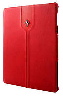 Чехол Ferrari Montecarlo leather folio case iPad Air Red