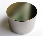 Польский Неодимовый магнит D45*H25 (сила: 85кг / намагниченность: N42)