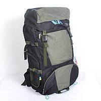 Вместительный туристический рюкзак фирмы VA на 75 литров - 87-723