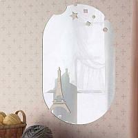 Настенное зеркало Утро в Париже