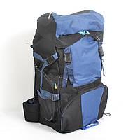 Вместительный туристический рюкзак фирмы VA на 75 литров - 87-725