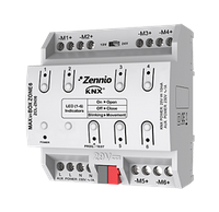 Актуатор кондиционирования воздуха климатической системы с зонированием, MAXinBOX ZONE 6, ZCL-ZB6