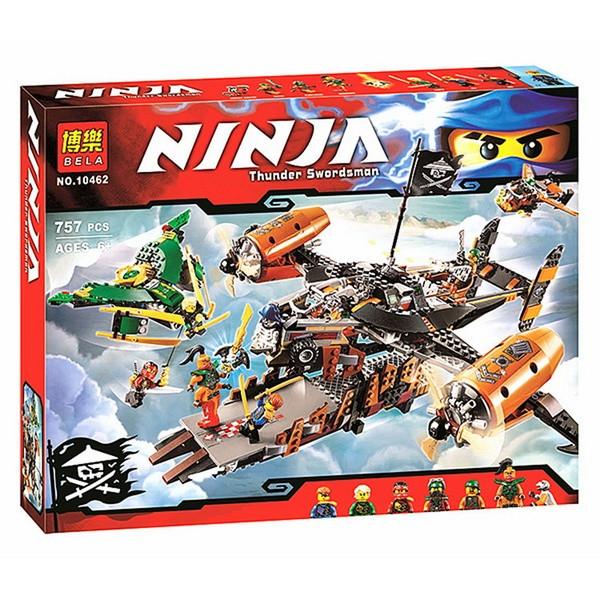 Конструктор Ninja Цитадель 10462 BELA