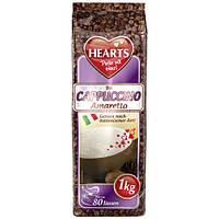 Капучино со вкусом амаретто Hearts Cappuccino Amaretto  1кг (Германия)