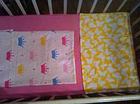 Детское постельное белье в кроватку 209