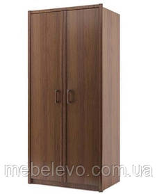Гербор Валерия шкаф 2d V03  2220х830х620мм каштан