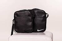 Барсетка мужская, сумка через плечо, 2 вида Nike