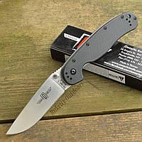 Складной нож Ontario Rat 1 Оригинал Нож Крыса Каратель Онтарио Рат Турестический нож качество