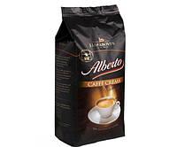 Кофе в зернах Alberto Cafe Crema 1кг. (Германия)