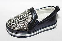 Детские туфли(слипоны) для девочек ТМ Y.TOP (разм. 22-27)