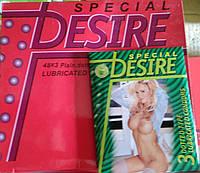 Презервативы  Desire 3шт./уп.