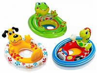 Надувные круги и игрушки для плавания