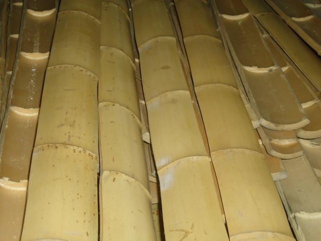 Рейка бамбуковая не обработанная