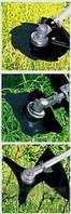 Бензокоса Тайга БГ-3650 3ножа+леска