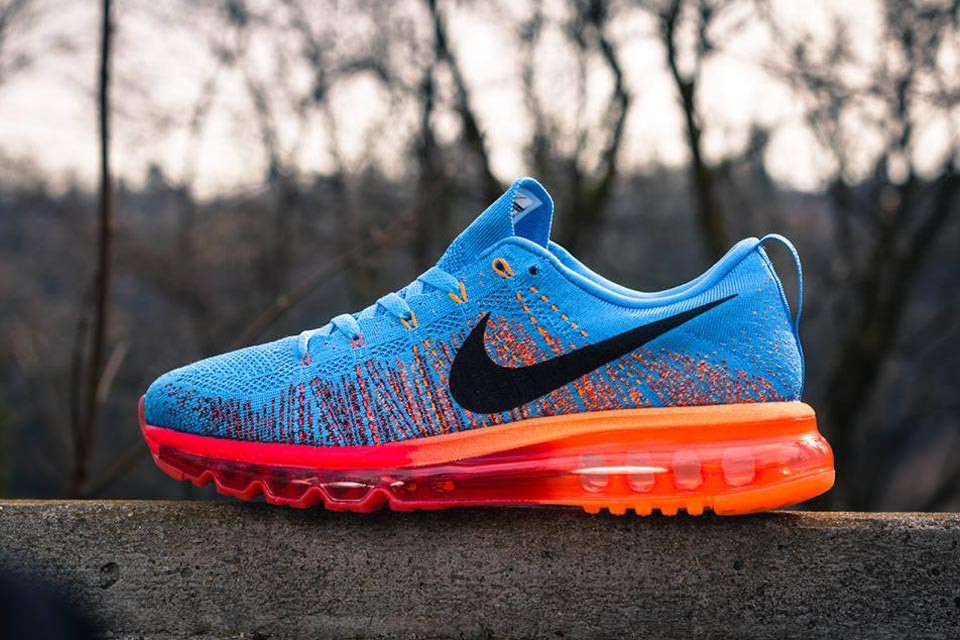 timeless design 12fdf 0a5dc Кроссовки Nike Air Max 2015 Flyknit