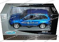 Welly. Модель 1:24 BMW X5 /6/(22074W)