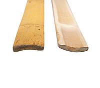 Рейка бамбуковая светлая 3000х75х7мм.