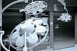 Бестеневой светодиодный операционный светильник Хирургический свет EMALED 560 Led Surgical Light, фото 4