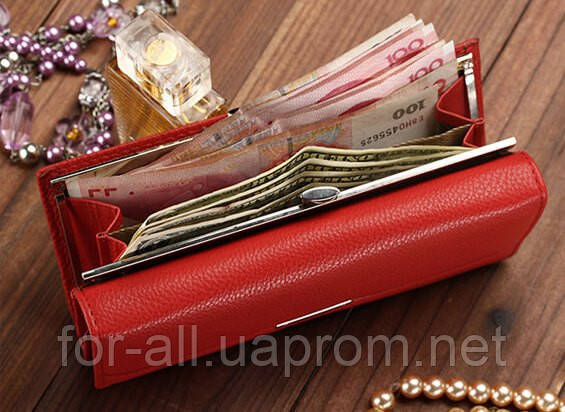 Женский клатч кошелек в ассортименте. Интернет-магазин Модная покупка