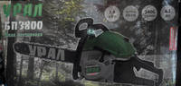 Бензопила Урал БП3800
