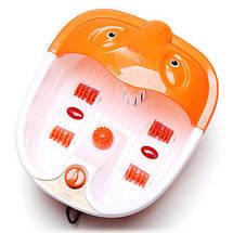 Ванночка-массажер для ног ― Multifunction Footbath Massager , фото 3