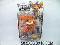 Трансформер - робот, на планш. 58х36х10 /20-2/(6283)