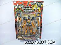 Трансформер - робот, на планш. 63х43х7 /16-2/(3898)