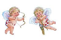 Ангелочки 1 Вафельная картинка