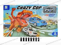 """Трек """"Crazy Cop"""",  в кор. /24/(660-117)"""