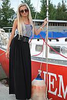 Съёмка на парусной яхте