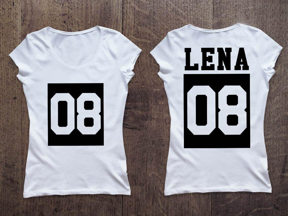 Женская именная футболка. Нанесем любой принт под заказ