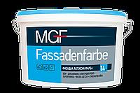 Краска латексная фасадная Fassadenfarbe M90 MGF
