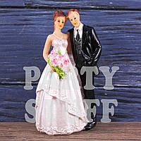 Фигурка для свадебного торта, 12 см