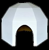 Картонный домик - Юрта