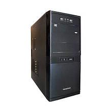 Корпус для ПК FrimeCom LB076 BL Black / Black 400W