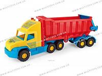 """Машина """"Super Truck"""" грузовик в п/э Тигрес /3/(36400)"""