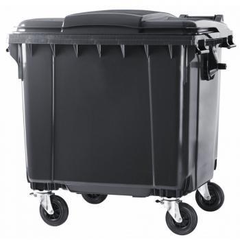 Мусорный контейнер 1100 л.