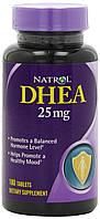 DHEA (дегидроэпиандростерон) Natrol, DHEA, 25 мг, 300 таблеток. Сделано в США., фото 1