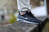 Кроссовки Nike Air Max Tavas Black/Cool Grey