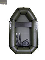 Надувная лодка Дельта, полуторка, 210 см