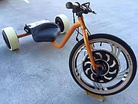 Drift trake Электро.Дрифт трайк