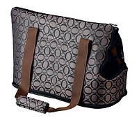 Trixie TX-36229 Georgia сумка-переноска для кошек и собак (21 × 25 × 45 cm)