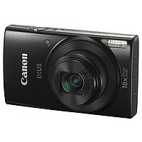 Canon Digital IXUS 180 Black 12 мес гарантии!