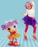Интерактивная Танцующая Кукла Лалалупси, Lalaloopsy Dance With Me Interactive Doll