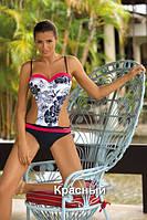 Модный женский купальник монокини Marissa TM Marko Красный Цвет 2
