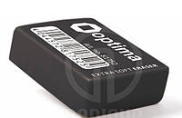 Optima Резинка стирательная (ластик) Extra Soft Black O81752