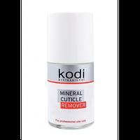 Kodi Professional Mineral Cuticle Remover - ремувер для кутикулы с блесточками, 15 мл