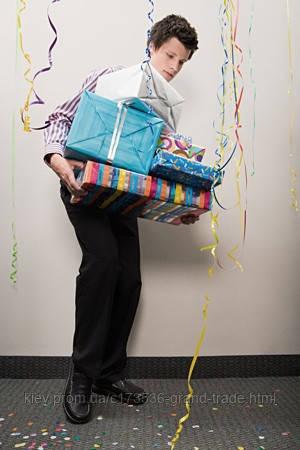 Подарки на корпоративный праздник
