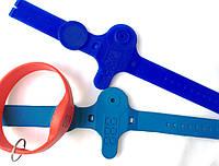 Производство браслетов с RFID чипом и вашим лого, браслеты Pocketkey.