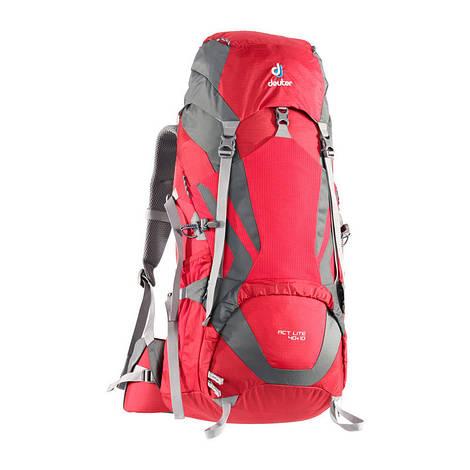 Треккинговый рюкзак Deuter ACT Lite 40+10 fire/granite (3340115 5510)